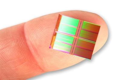 128GB NAND memory chip