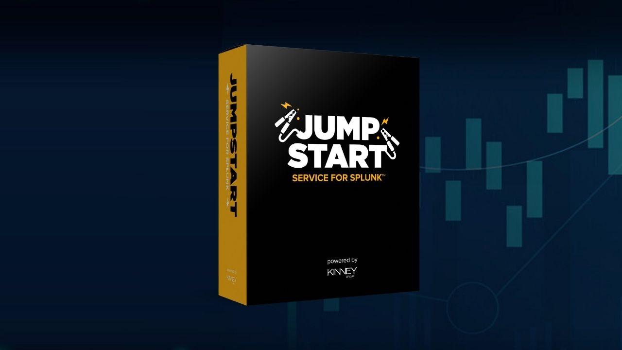 Jumpstart Service for Splunk - Kinney Group assist with stalled implementations of the Splunk platform