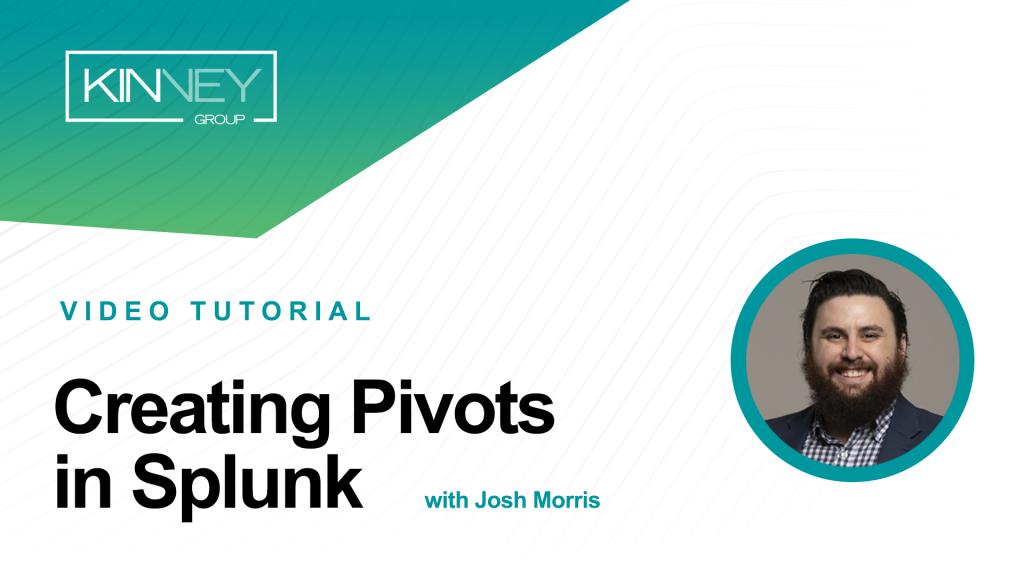 Creating Pivots in Splunk