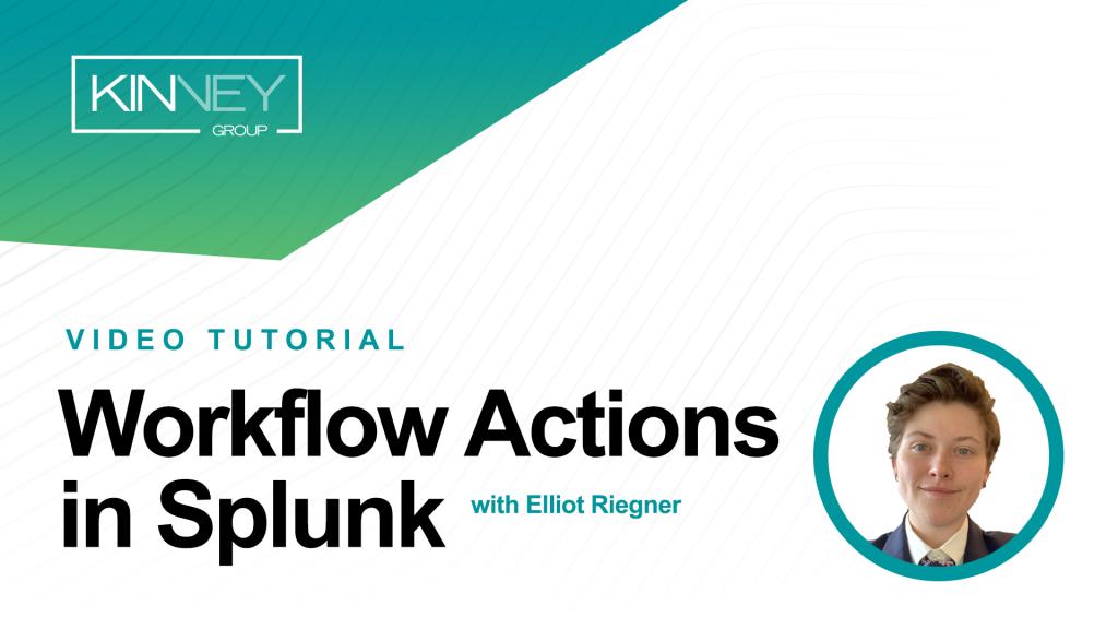 Workflow Actions in Splunk