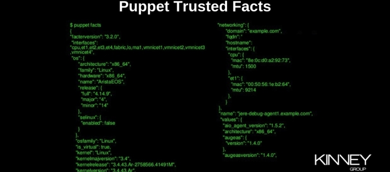 Using Puppet Trusted Facts Part 2: Improving Security
